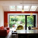 Jerningham Road Extension /  Interior view one