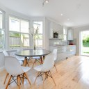 Drakefell Road Renovation / Interior shot one