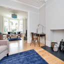 Drakefell Road Renovation / Interior shot two