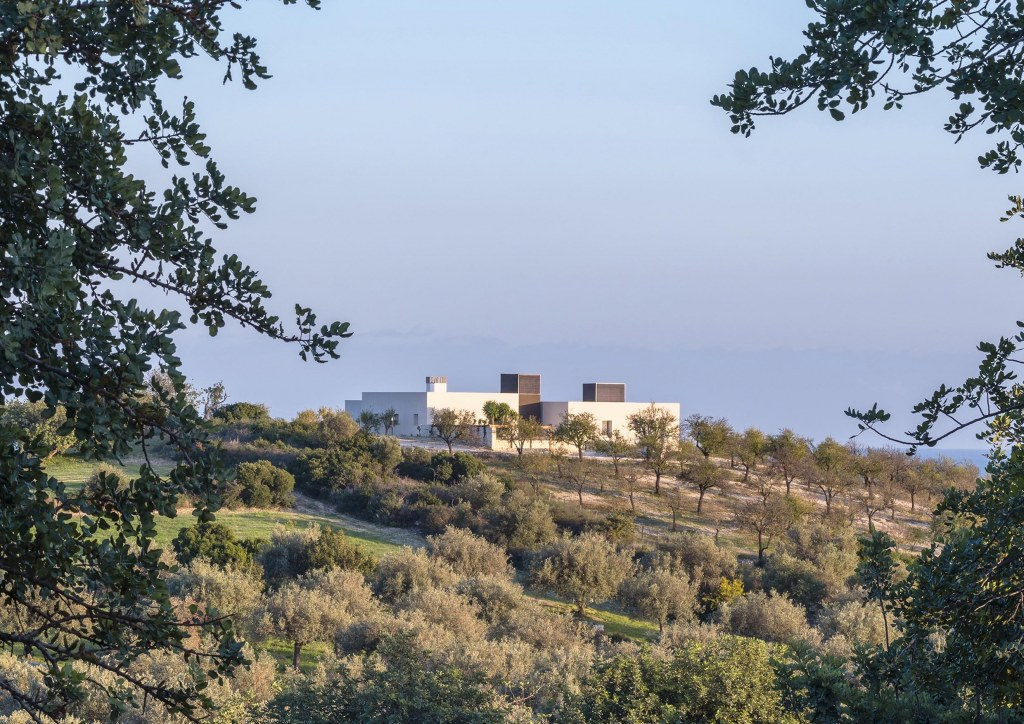 Villa in Sicily / External view