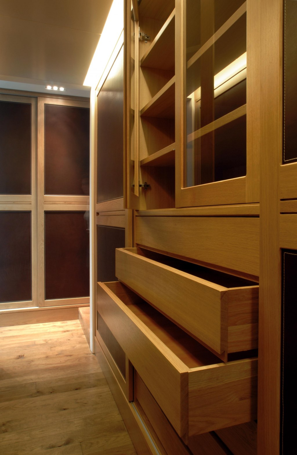 House conversion in Battersea / Dressing room II