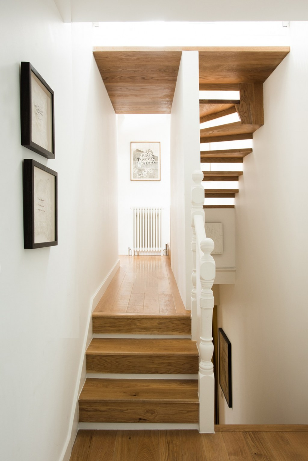 House in Queenspark II / Stair extension