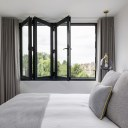 DULWICH LOFT CONVERSION / Dulwich Loft Conversion Bedroom View 2