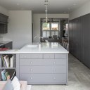WIMBLEDON EXTENTION & REDESIGN / Wimbledon Extension & Redesign Interior View 1