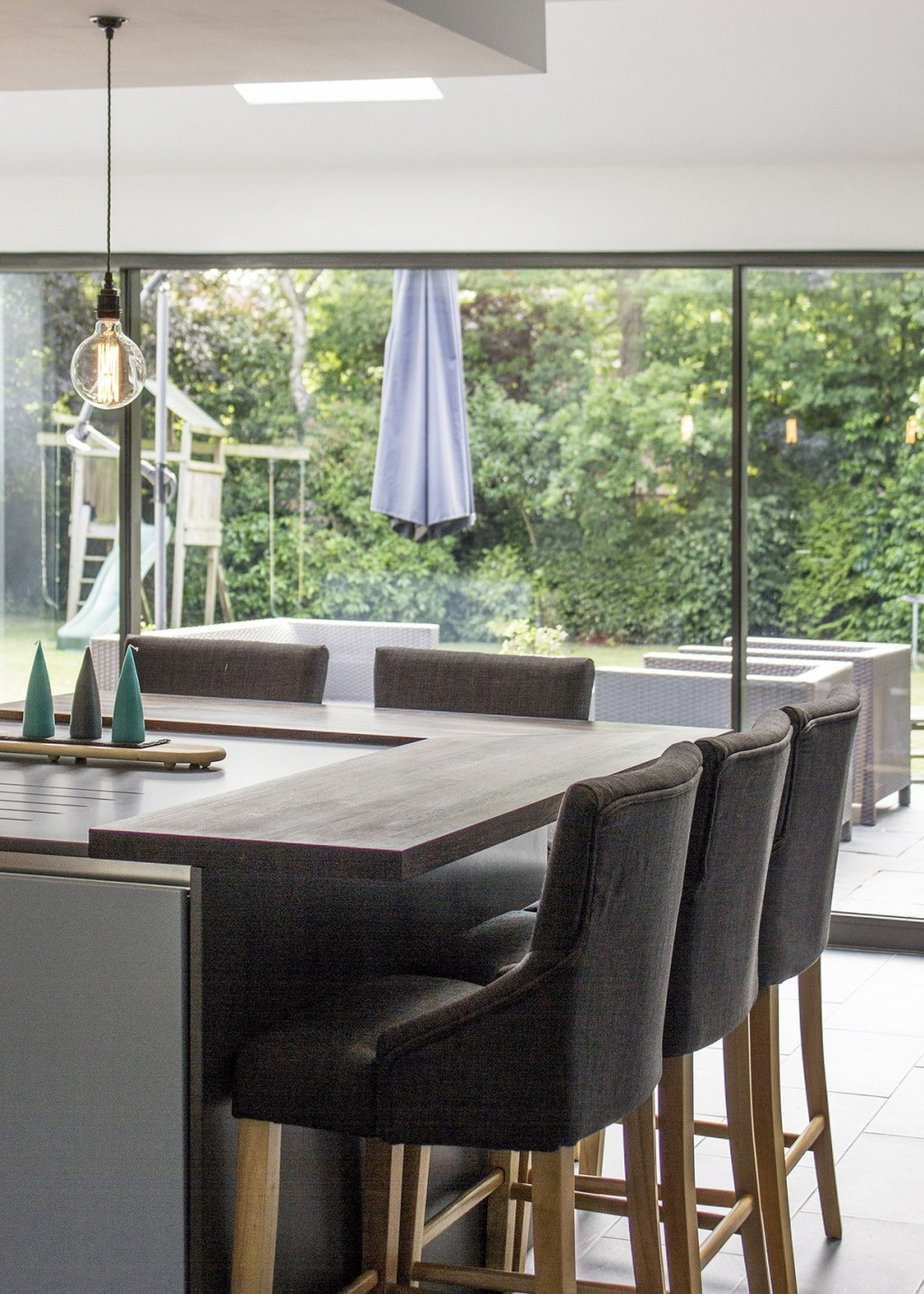 CAMBERLEY EXTENSION / Camberley Extension Kitchen Details