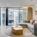 Gasholders Apartment / Formal Reception