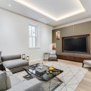 Kensington Townhouse / Media Room