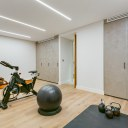 Kensington Townhouse / Gym