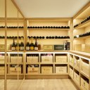 Holland Park / Wine Cellar