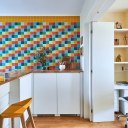 House in Queenspark II / Kitchen/ Study