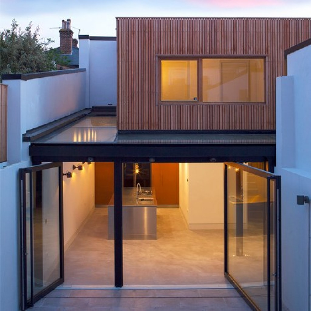 Oblique House / Oblique House 01