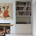 Forrest Hill Home / Bespoke book shelves