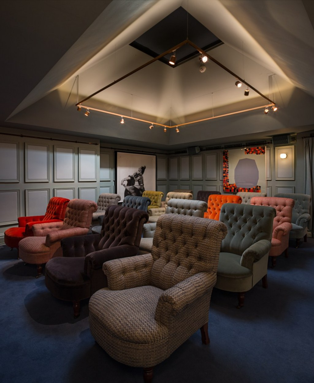 The Groucho Club / Screening Room