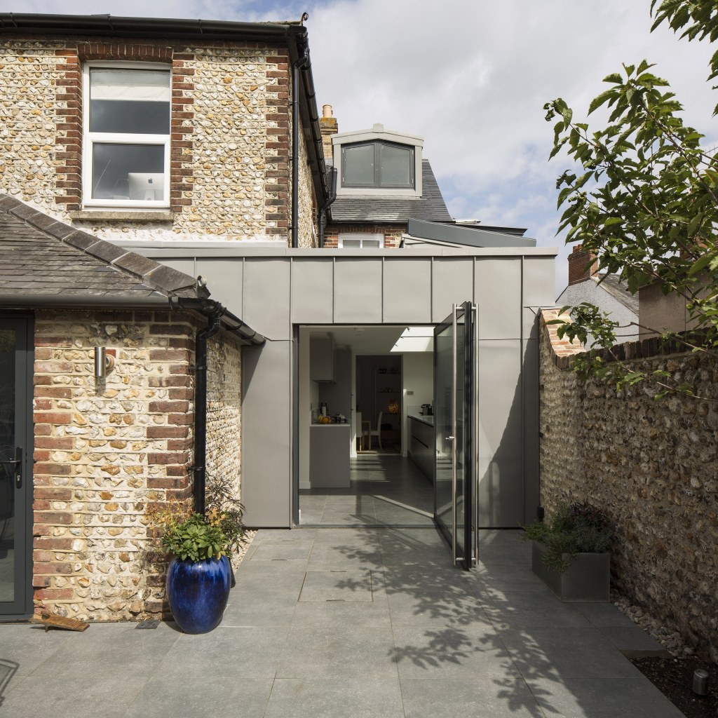 Whyke Lane / Extension to a Conservation Area, Town house 1