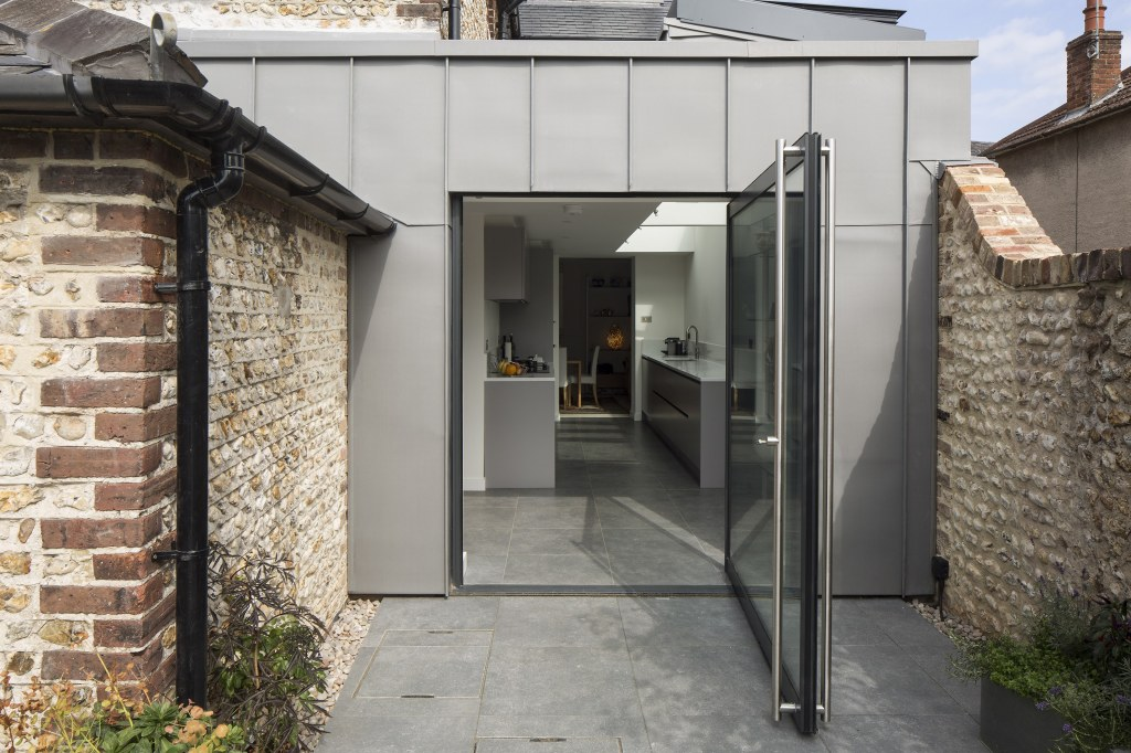 Whyke Lane / Extension to a Conservation Area, Town House 6