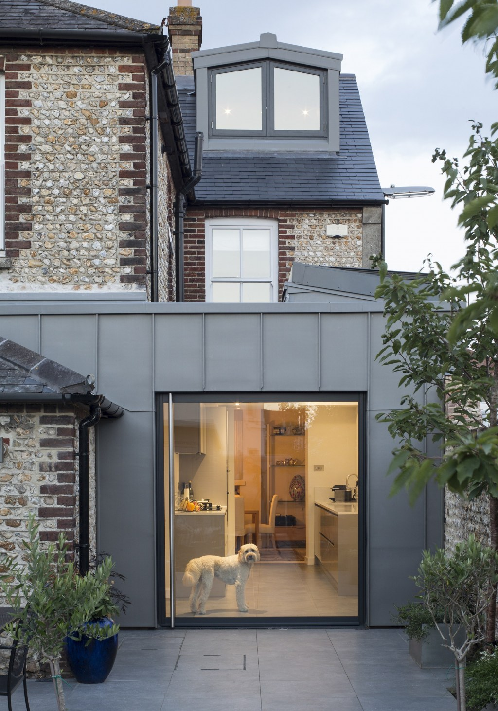 Whyke Lane / Extension to a Conservation Area, Town House 41