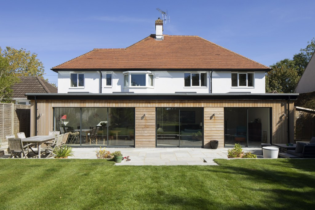 Liphook / Transformation of Semi Rural Hampshire Home  2