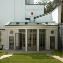 Refurbishment, alteration & extension to a house in Kensington / New extension
