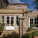Alterations & extension to Grade II Listed house / The new Morning room