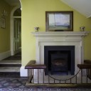 Alterations & extension to Grade II Listed house / Hall and stairs