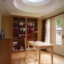 Alterations & extension to Grade II Listed house / Interior of the Morning Room