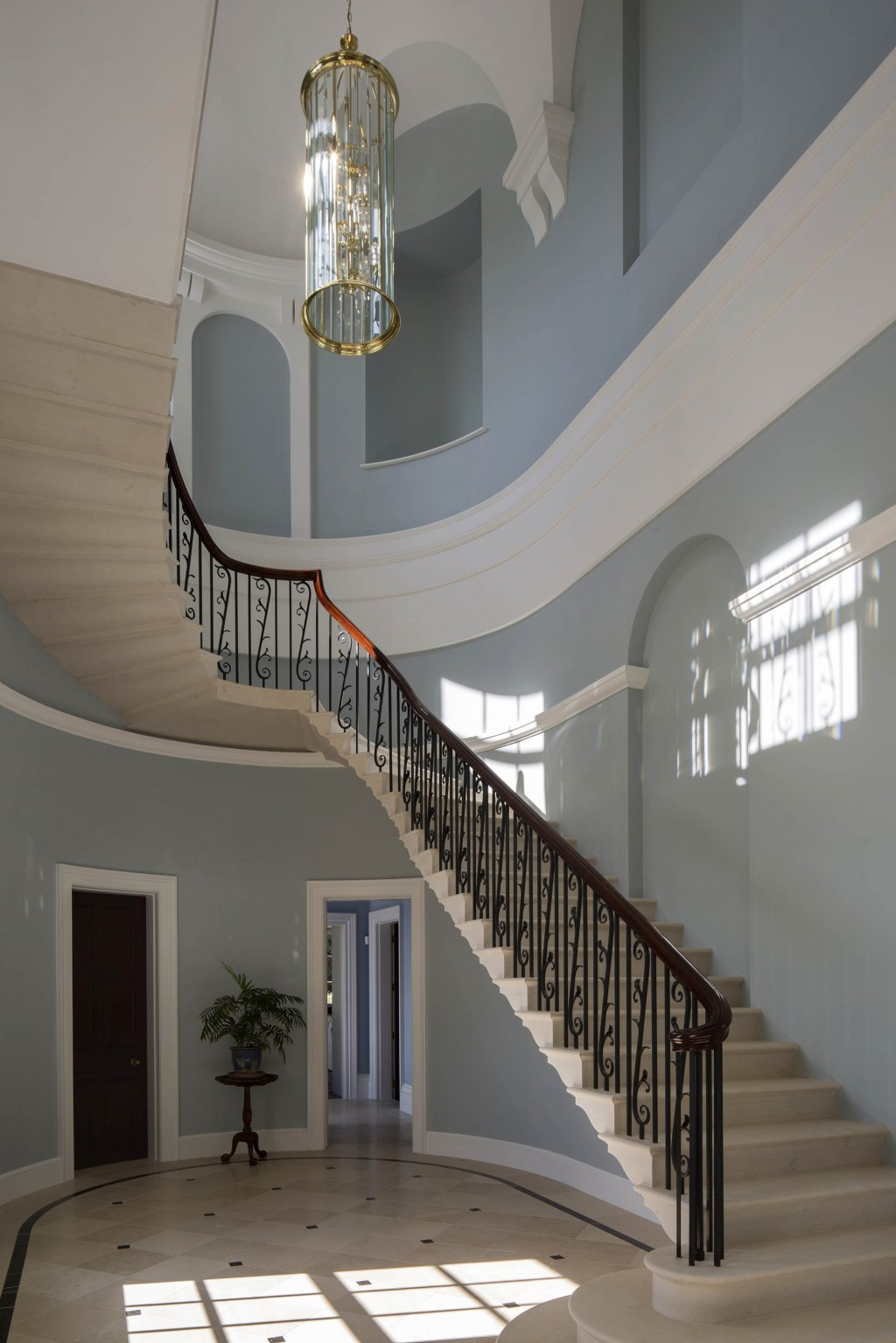 New Country House / Stairs