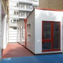 Bermondsey Community Nursery / BCN - Office Extension