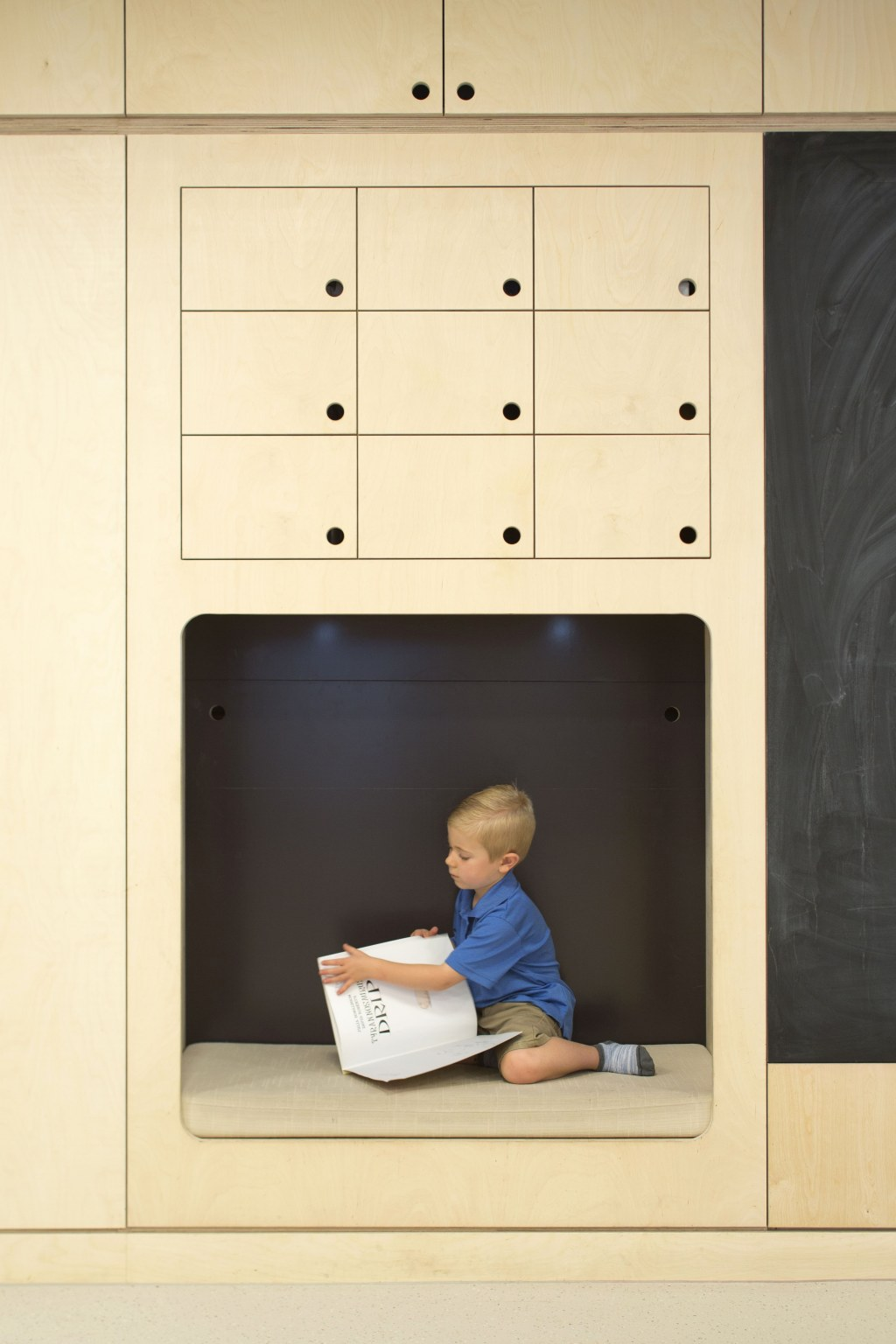 Bermondsey Community Nursery / BCN - Storage