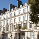 PRIVATE RESIDENCE - MAIDA VALE / Front facade