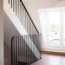 PRIVATE RESIDENCE - MAIDA VALE / Bespoke steel staircase