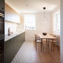 PRIVATE RESIDENCE - MAIDA VALE / Kitchen with bespoke joinery
