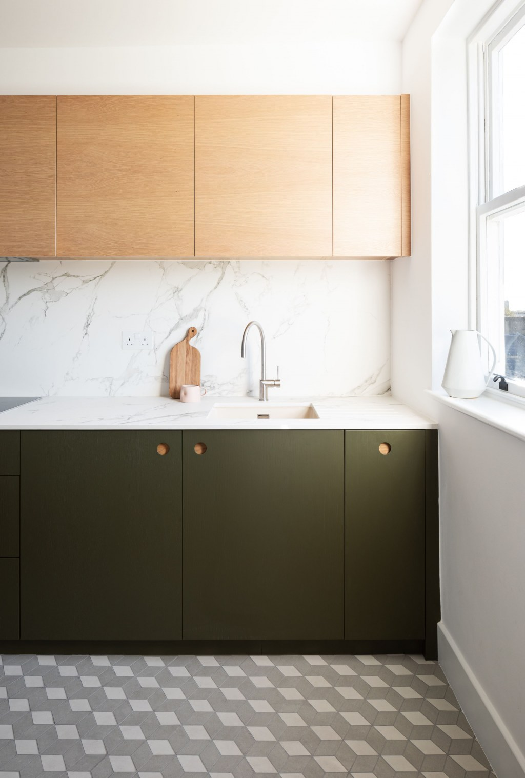 PRIVATE RESIDENCE - MAIDA VALE / Kitchen