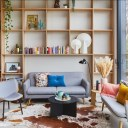 PRIVATE RESIDENCE - EAST LONDON / Bespoke joinery & lounge space