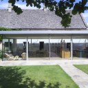 Contemporary Extension / Garden view