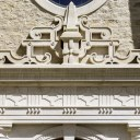 New Country House, Oxfordshire / Stone detail