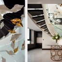 Penthouse London / feature stairs