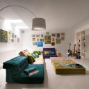 Mews House / Snug Room