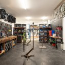 Seabass Cycles / Seabass workshop