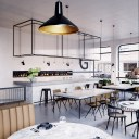 The Grange / Workspace   Restaurante