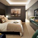 Carlton House / Master Bedroom
