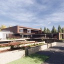 Modern House / Perspective View 02