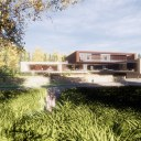 Modern House / Perspective View 04