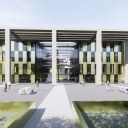 Modern Office Developments / Perspective View 02