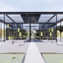 Modern Office Developments / Perspective View 04