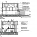 Traditional House / Sections, 01
