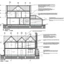 Traditional House / Sections, 02