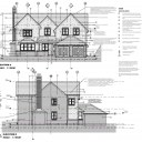 Traditional House / Elevations 01