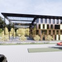 Modern Office Developments / Perspective View 05