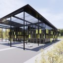 Modern Office Developments / Perspective View 06