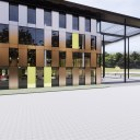 Modern Office Developments / Perspective View 07